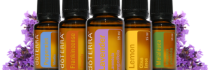 doTERRA Certified Pure Therapeutic Grade (CPTG) Essential Oils and Wellness Products